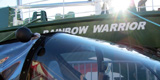 TWIKE meets Rainbow Warrior